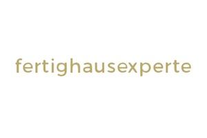 Logo Klient Fertighausexperte