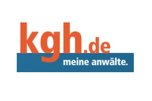 Logo Klient KGH Anwaltskanzlei